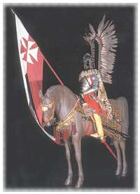 Polish Hussar mid 17th Century