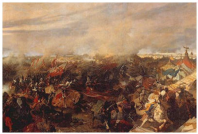 Battle of Vienna - Jozef Brant