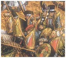 1536 02 27польско литовская армия под