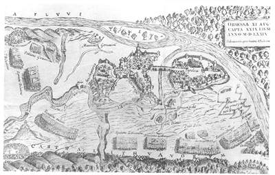 Siege of Polock 1579